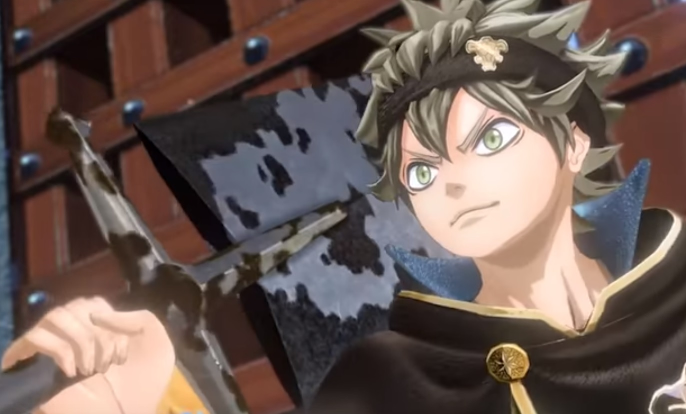 Black Clover Quartet Knights disponible en 2018