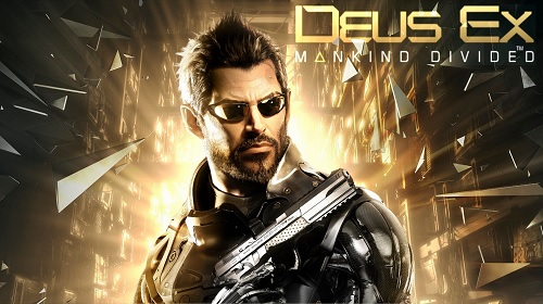 Deus Ex: Manking Divided